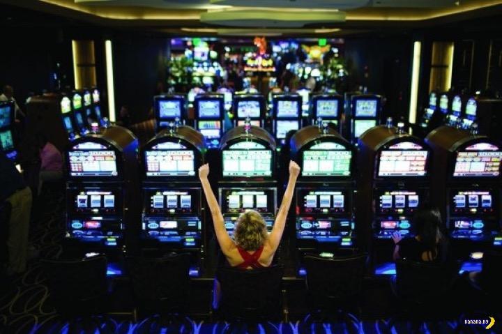 Игровые автоматы продолжают совершенствоваться