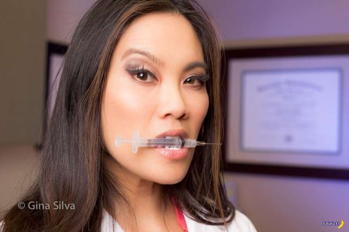 Сандра Ли –доктор Взрыватель прыщей