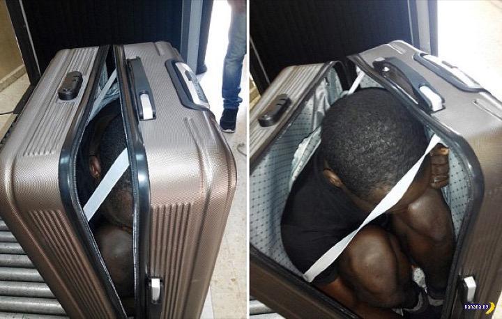 Не стоит недооценивать чемоданы