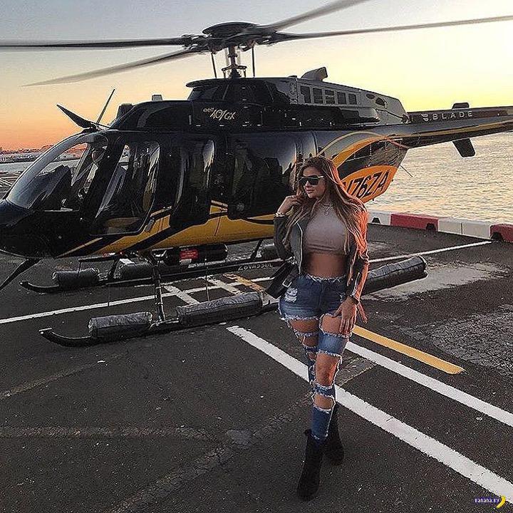 Анастасия Квитко становится американской звездой