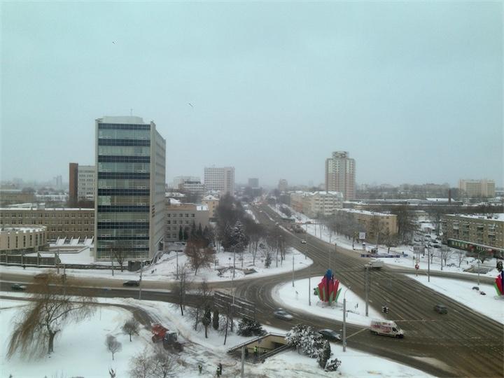 Погода: замерзаем!