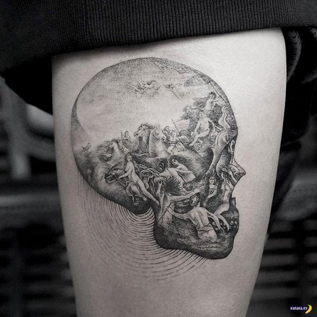 Татуировки на зависть - 78