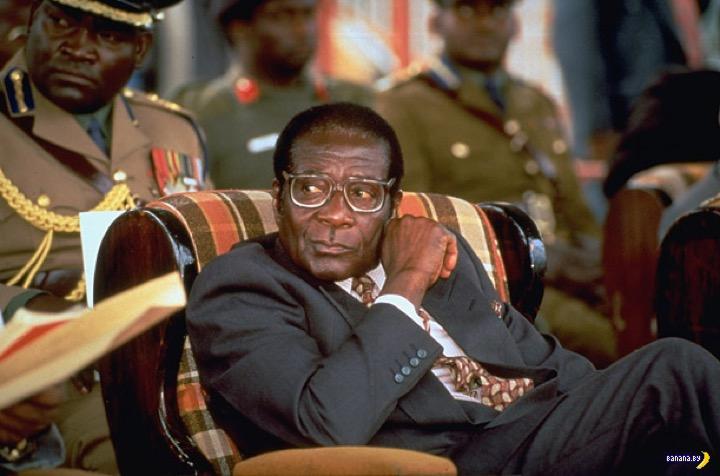 Мугабе, гомофоб и тролль