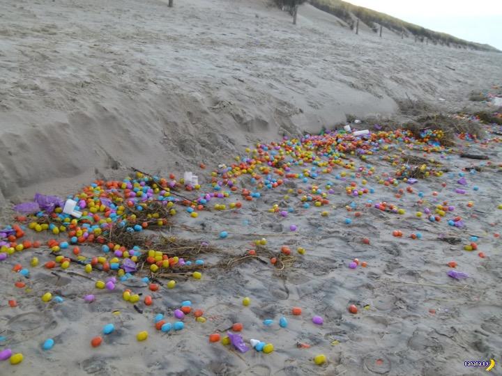 Море выбросило детям радость