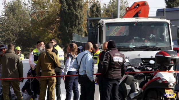 Снова грузовик на службе у терроризма