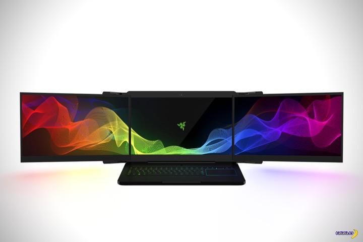 Project Valerie - игровой ноутбук от Razer