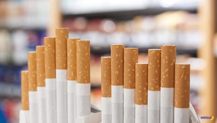 В России могут ввести новый принцип продажи сигарет