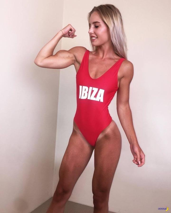 Спортивные девушки - 96