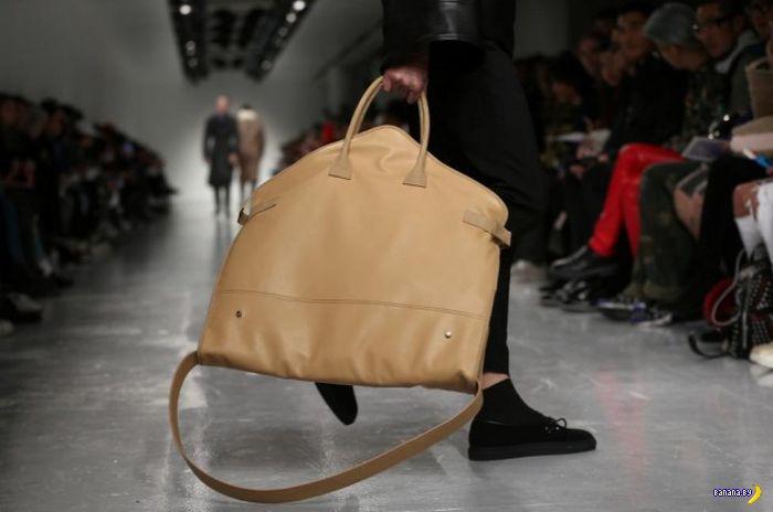 Мужские модные тренды с London Fashion Week