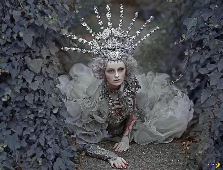 Агнежка Осипа и её работы