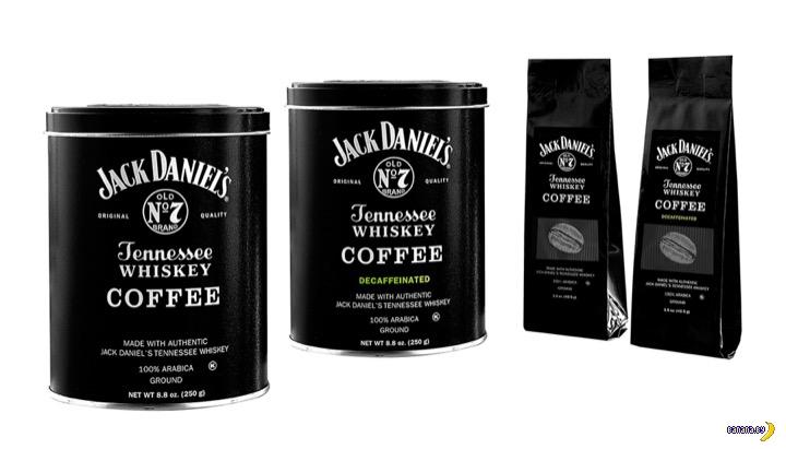 Кофе со вкусом и ароматом виски