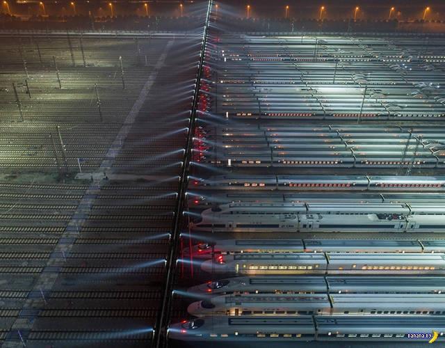 Большой стране –большие железные дороги!
