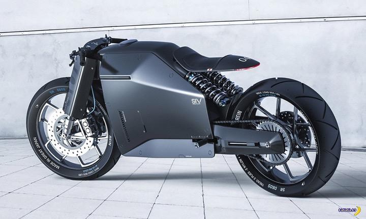 Мотоцикл SIV Katana Sword