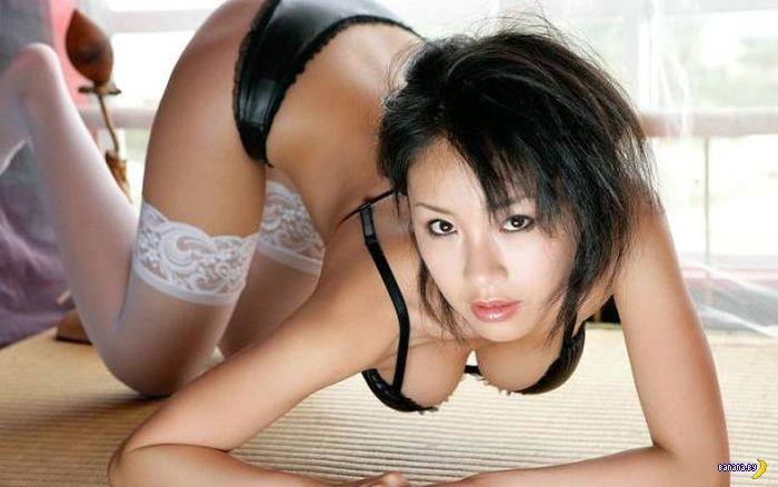 Красивые азиатки - 15
