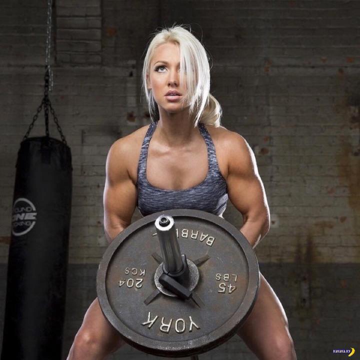 Спортивные девушки - 97