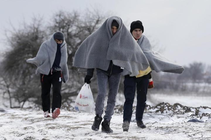 МВД Беларуси заявил, что не будет брать беженцев из ЕС