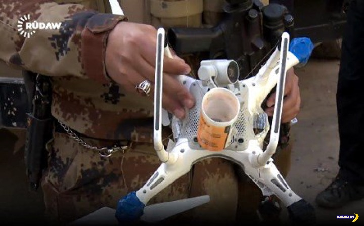 Новое оружие на службе ИГИЛ