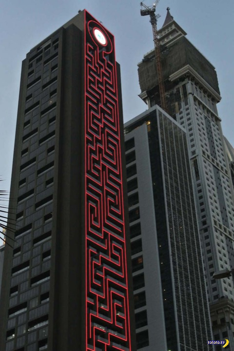Балконы-лабиринты