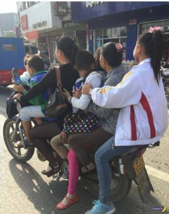 Китайские перевозки