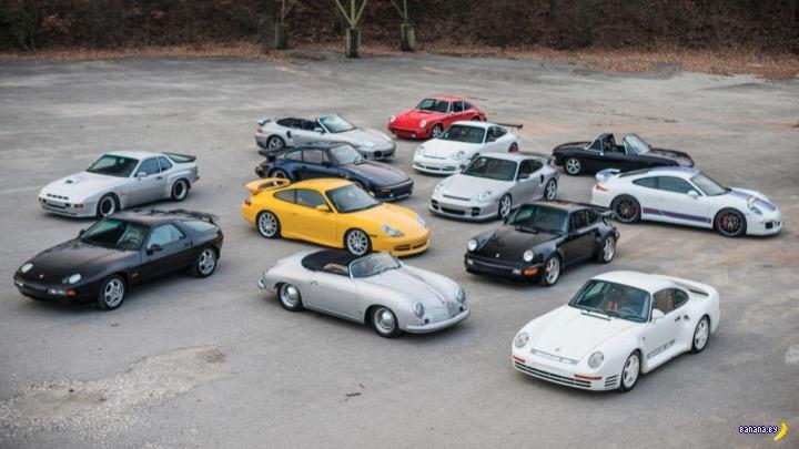 Продается коллекция Porsche
