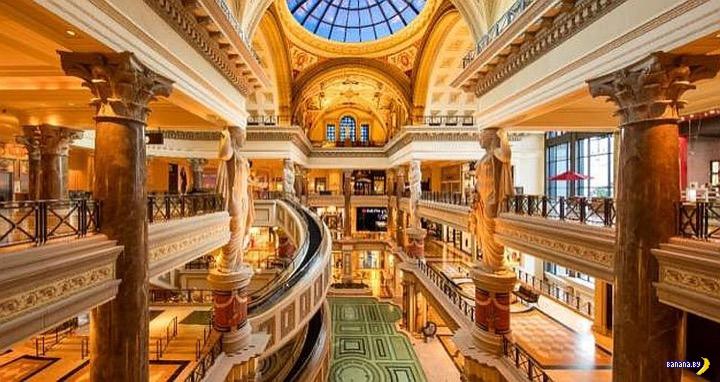 Онлайн наступает –банкротство казино Caesars