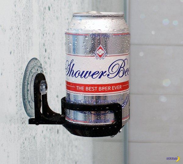 Самая нужная вещь в ванной комнате