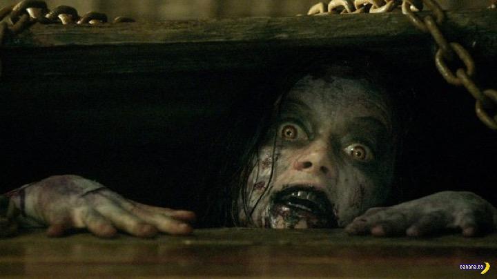 Самые кассовые фильмы ужасов