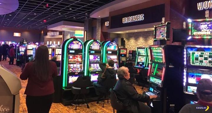 Индейцы племени Чероки открыли очередное казино