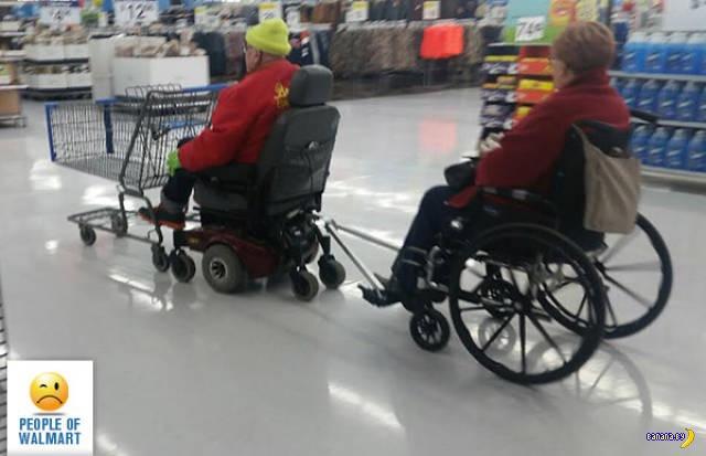Яркие модники из Walmart - 8