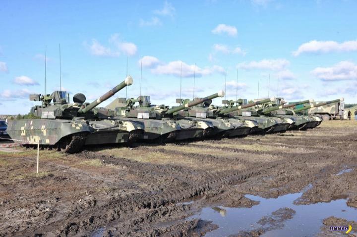 Украина может стереть с карт Новороссию за 1-2 недели