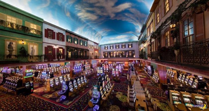 Плановое расширение казино Delta Downs