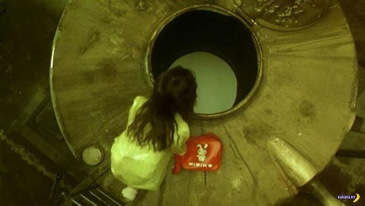 Вода с утопленниками