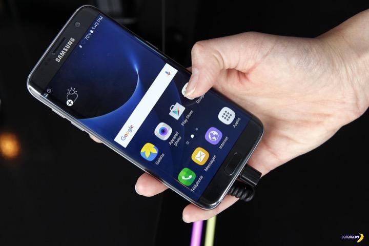 Samsung не покажет Galaxy S8 на Mobile World Congress