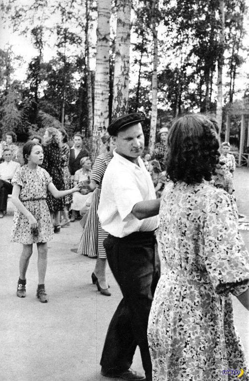 СССР – фото 1950 - 60-ые на фото