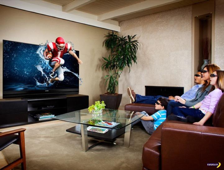 3D-телевизоры умерли