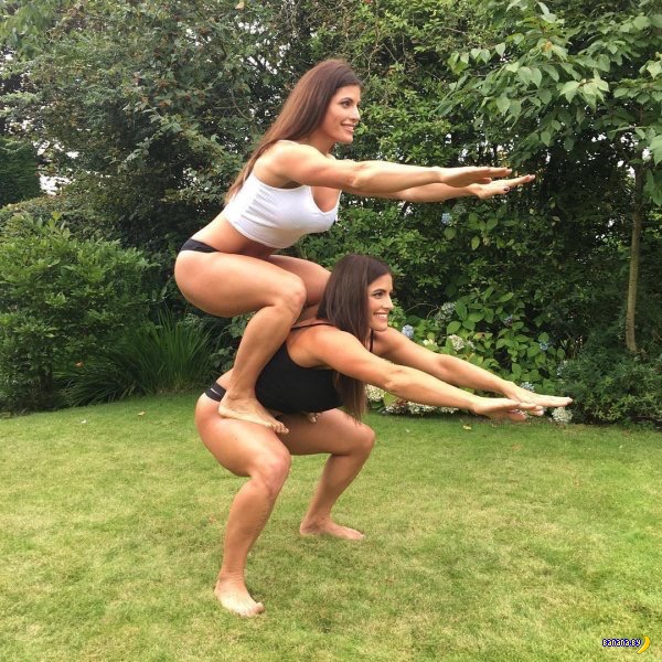 Спортивные девушки - 98