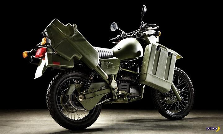 1999 Harley-Davidson MT500 Military