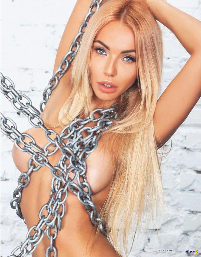 Марина Ерёменко для Playboy
