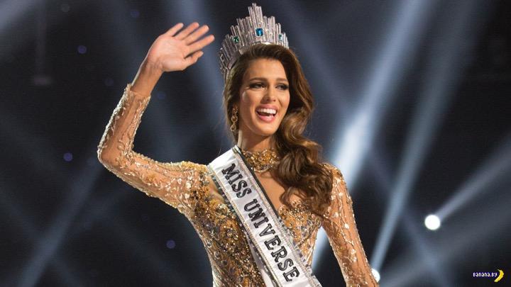 Выбрали Мисс Вселенная 2017
