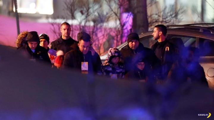 Канада: стрельба в мечети