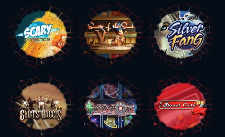 Снова онлайн-казино, снова игровые автоматы