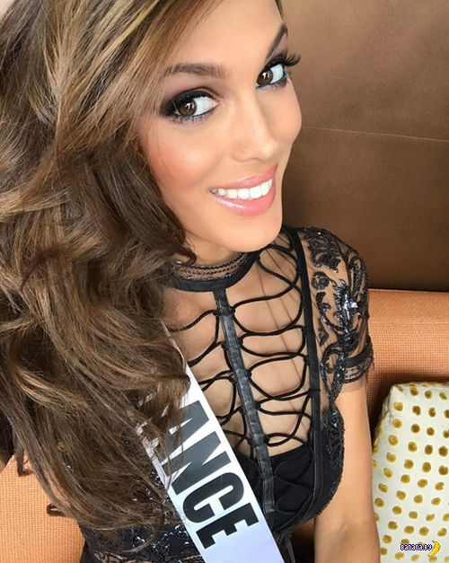 Фотографии Ирис Миттенар, которая Мисс Вселенная 2017