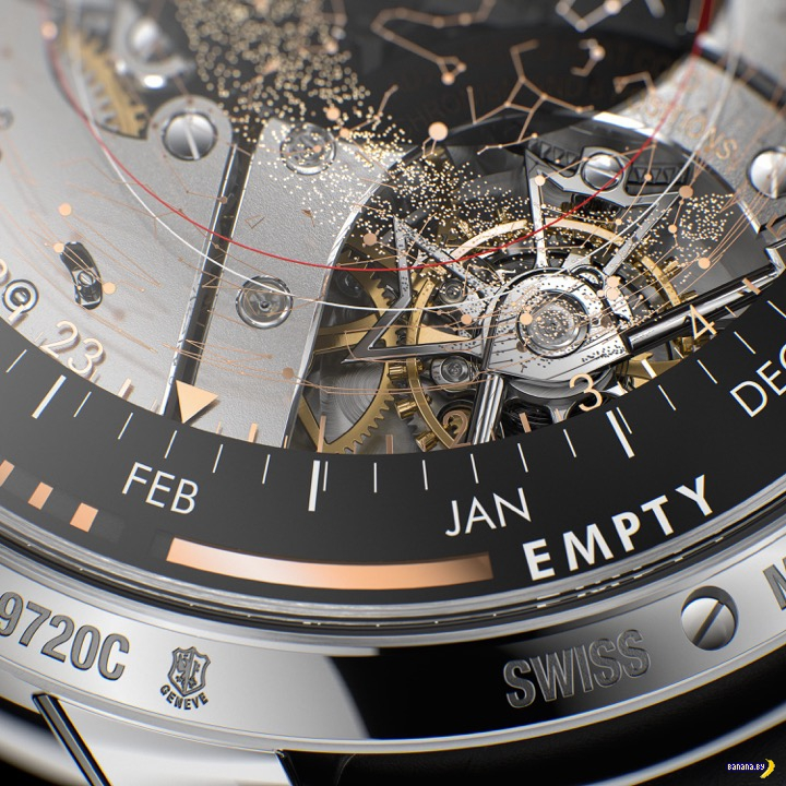 Часы за миллион