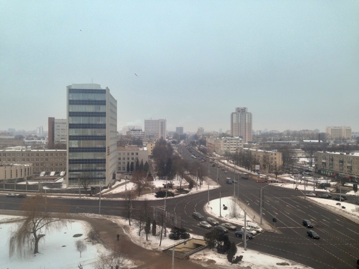 Погода: начался февраль!