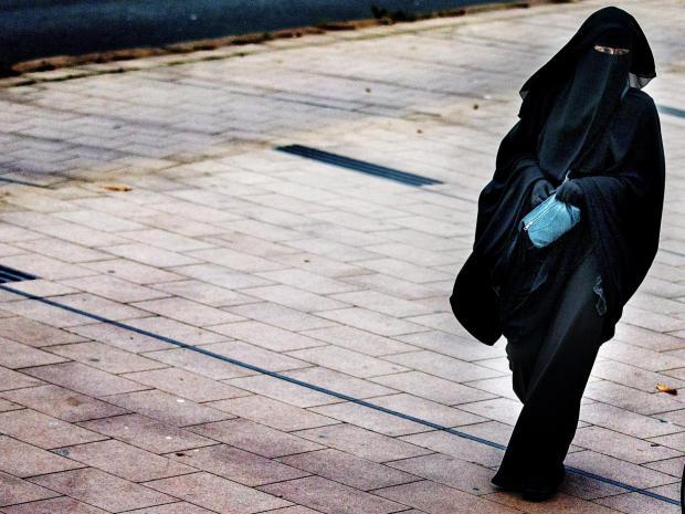 Австрия запрещает ношение бурки