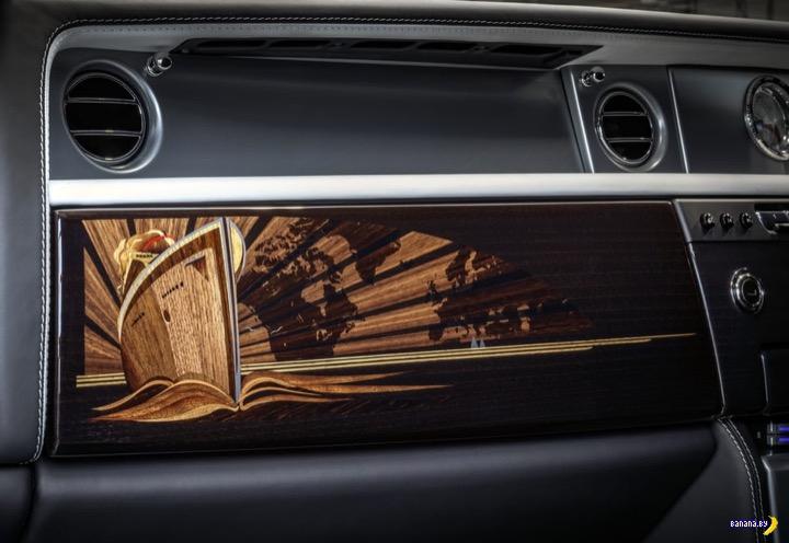 Последний Rolls-Royce Phantom VII