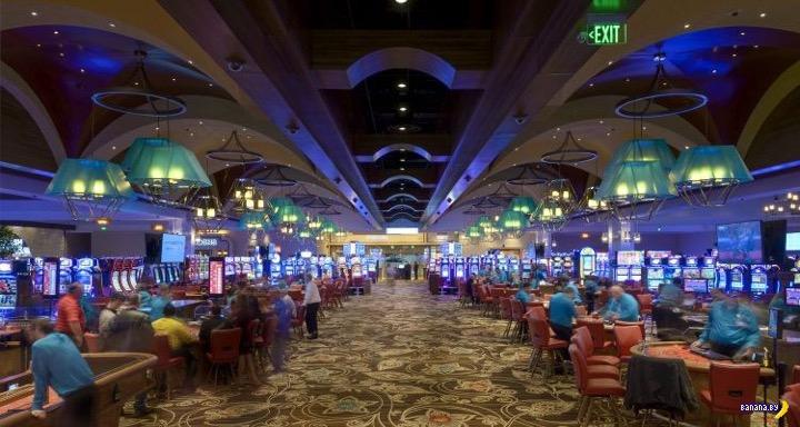 В Нью-Йорке открылось казино del Lago