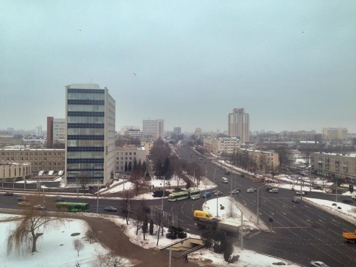 Погода: на выходные будет снег!