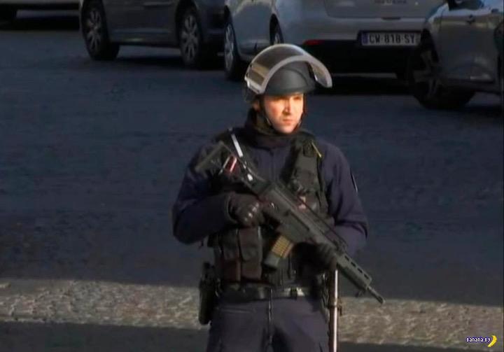 Кровавая бойня в Париже