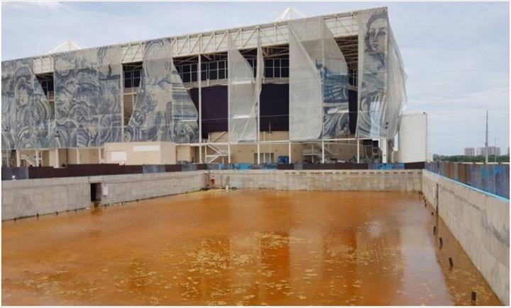 Классное фото: после Олимпиады в Рио
